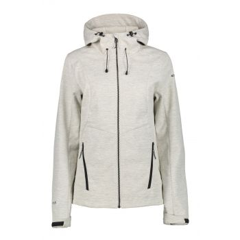 Icepeak BERGEN, ženska pohodna jakna, bela