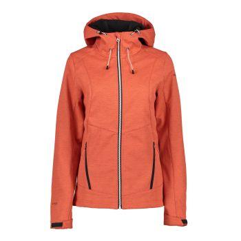 Icepeak BERGEN, ženska pohodna jakna, oranžna