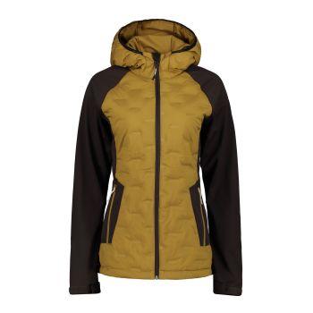 Icepeak BERGAMO, ženska pohodna jakna, rjava