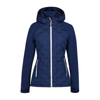 Icepeak BERGAMO, ženska pohodna jakna, modra