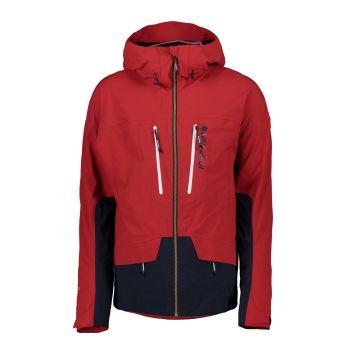 Icepeak DALZELL, moška pohodna jakna, rdeča