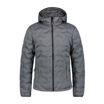 Icepeak DAMASCUS, moška pohodna jakna, siva