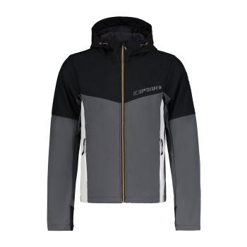 Icepeak DANBRIDGE, moška pohodna jakna, siva