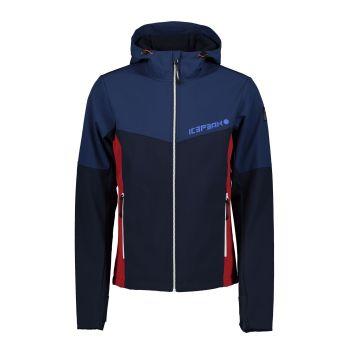 Icepeak DANBRIDGE, moška pohodna jakna, modra