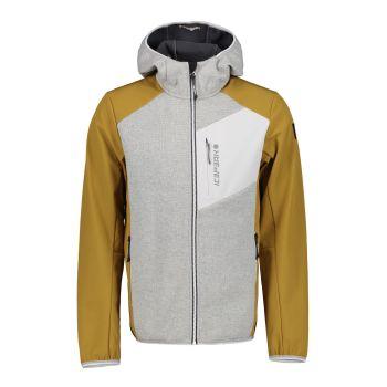Icepeak DANFORT, moška pohodna jakna, rjava