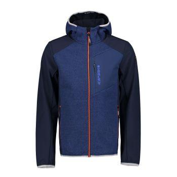Icepeak DANFORT, moška pohodna jakna, modra