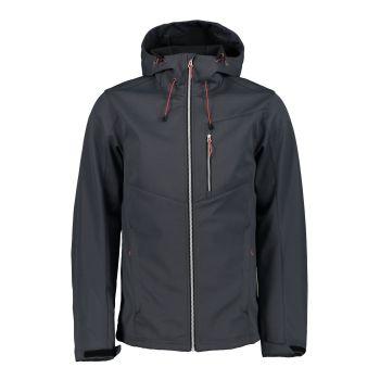 Icepeak BALLARD, moška jakna, siva