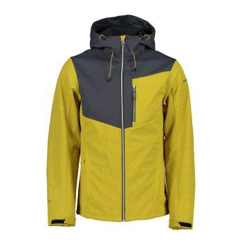 Icepeak BALLARD, moška jakna, rumena