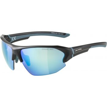Alpina LYRON HR, očala, črna