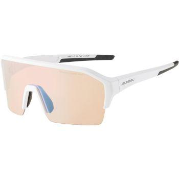 Alpina RAM HR HVLM+, očala, bela