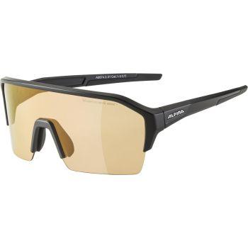 Alpina RAM HR HVLM+, očala, črna