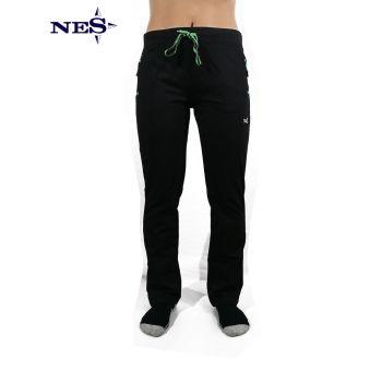 NES PETRA, hlače trenirka ž., črna