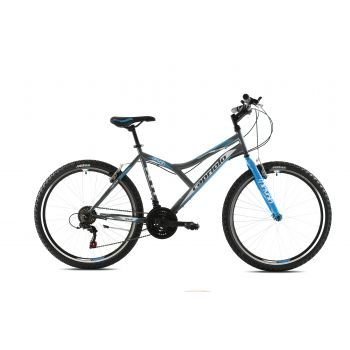 Capriolo DIAVOLO MTB 600, otroško kolo, siva