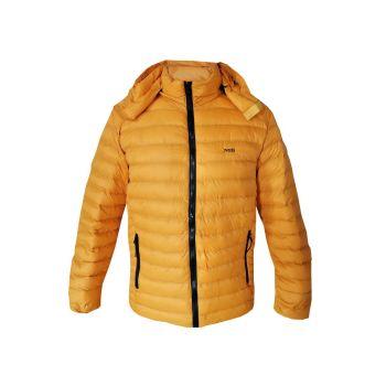 NES TIM, moška jakna, rumena