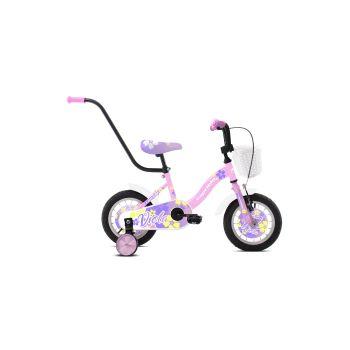 Capriolo VIOLA 12, otroško kolo, roza
