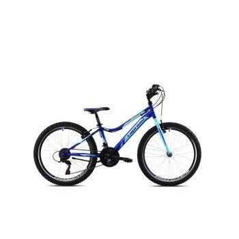 Capriolo DIAVOLO DX 24, otroško kolo, modra