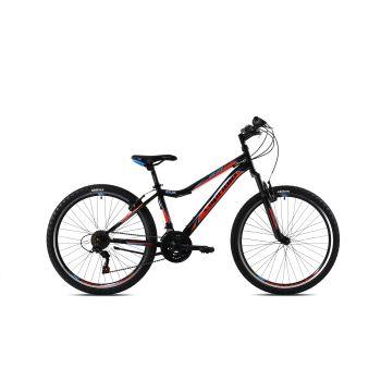 Capriolo DIAVOLO DX 600 FS, otroško kolo, črna