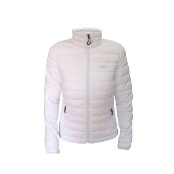 NES LARISA, ženska jakna, bela