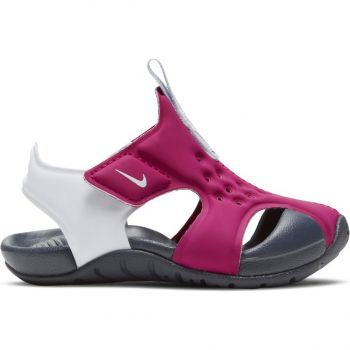 Nike SUNRAY PROTECT 2 (TD), sandali, rdeča