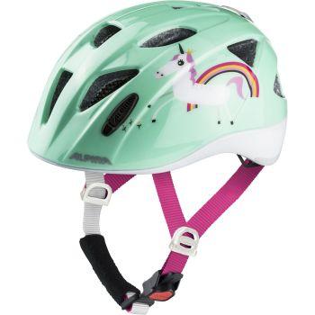 Alpina XIMO FLASH, otroška kolesarska čelada, modra