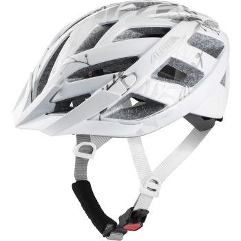 Alpina PANOMA 2.0, ženska kolesarska čelada, bela