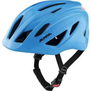 Alpina PICO FLASH, otroška kolesarska čelada, modra