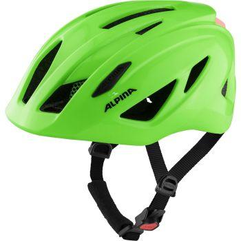 Alpina PICO FLASH, otroška kolesarska čelada, zelena
