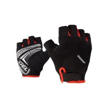 Ziener COLIT, moške kolesarske rokavice, črna