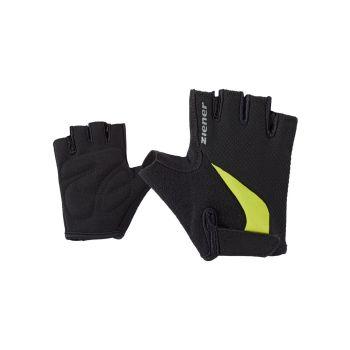 Ziener CRIDO JR, rokavice o.kol, črna