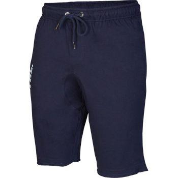 Russell Athletic DELBOY SHORTS, moške hlače, modra