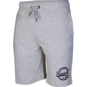 Russell Athletic COLLEGIATE SHORTS, moške hlače, siva