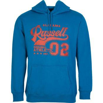 Russell Athletic ORIGINAL - PULL OVER HOODY, moški pulover, modra