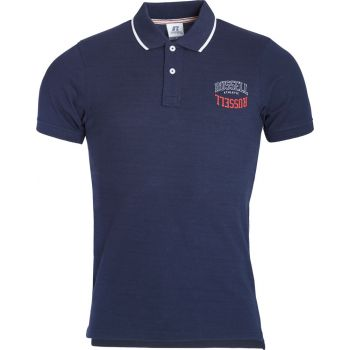 Russell Athletic RUSSELL CLASSIC POLO, maja, modra