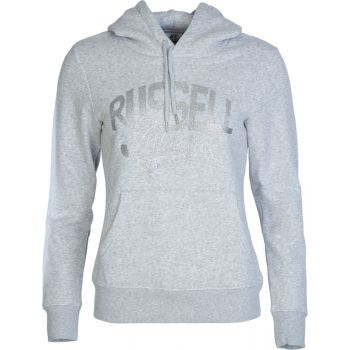 Russell Athletic EBV - HOODY SWEAT, pulover ž., siva
