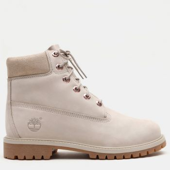 Timberland 6IN PREM WP, otroški čevlji, bež