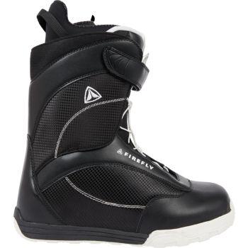 Firefly A50 SL, moški snowboard čevlji, črna