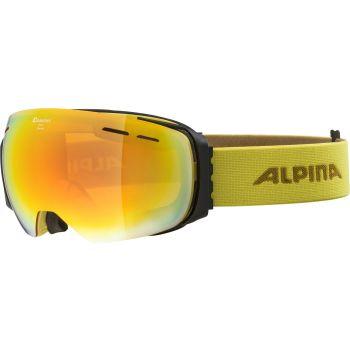 Alpina GRANBY HM, smučarska očala, rumena