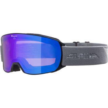 Alpina NAKISKA Q-LITE, smučarska očala, črna