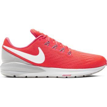 Nike AIR ZOOM STRUCTURE 22, moški tekaški copati, rdeča
