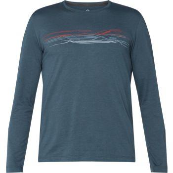 McKinley ACHO UX, moška pohodna majica, modra