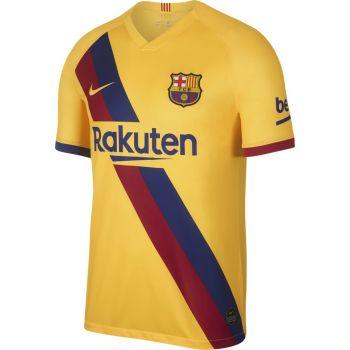 Nike FCB M NK BRT STAD JSY SS AW, moški nogometni dres, rumena