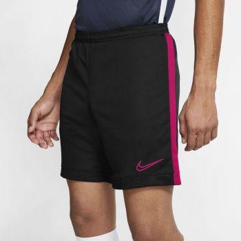 Nike M NK DRY ACDMY SHORT K, moške hlače, črna