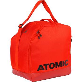 Atomic BOOT & HELMET BAG REDSTER, torba za smučarske čevlje, rdeča