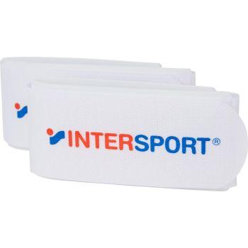 Intersport ALPINE RACING 50MM PAIR, bela