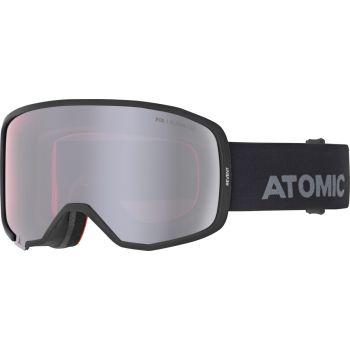 Atomic REVENT, smučarska očala, črna