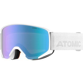 Atomic SAVOR STEREO, smučarska očala, bela