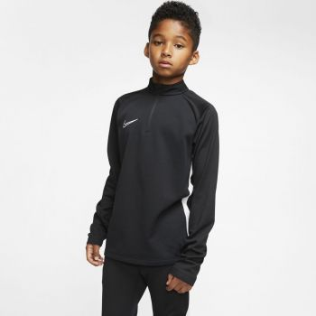 Nike B NK DRY ACDMY DRIL TOP, maja o.nog, črna
