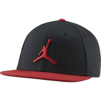 Nike JORDAN PRO JUMPMAN SNAPBACK HAT, kapa m.koš ščit, črna