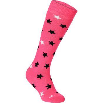 McKinley ASIO II JRS, otroške smučarske nogavice, roza
