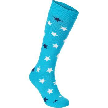 McKinley ASIO II JRS, otroške smučarske nogavice, modra